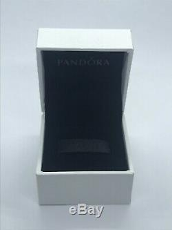 AUTHENTIC PANDORA DISNEY ALADDIN MAGIC LAMP 18K GOLD PLATED Charm #768730C01 Box