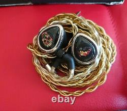 Astell&Kern JH Audio ROXANNE Full Metal Jacket A&K IEM +Gold-plated Silver cable