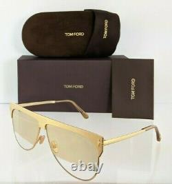 Brand New Authentic Tom Ford Sunglasses FT TF 0707 30G Winter TF 707 Gold Plated