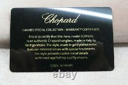 Chopard SCHAF06S 300X Cannes Special Collection Gold/Grey Gradient/Deluxe Case