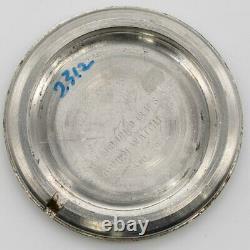 GRUEN Precision 510 299A Hand Winding Cal. N510R Silver Dial Gold Plate Men's