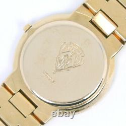 GUCCI 3300M Watches gold Gold Plated mens goldDial