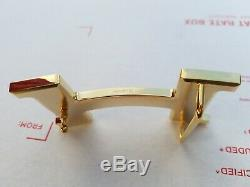 Hermes Plated Yellow Gold Shiny Buckle H 42mm, New