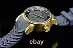 Invicta 48mm S1 Yakuza Dragon Automatic Gun Metal Gold Plated Grey 28180 Watch