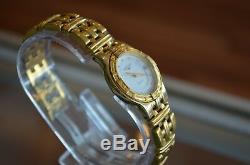Longines Laureate Ht4507 Swiss Made Gold Plated Ladies Watch 25.00 MM Case