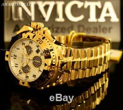 NEW Invicta Men Stainless Steel Twisted Metal Swiss Z60 Chrono Excursion Watch