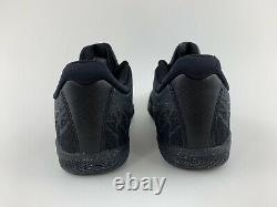 Nike Kobe Bryant Mamba Rage Gold Stars Men's Size 8 Basketball Shoes 908972 099
