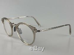 Oliver Peoples OV5184 1467 OP-505 Clear 18K Gold Plated 47-24-142