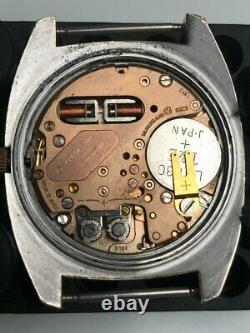 Omega Constellation Gold Plated Chronometer f300hz Electronic Quartz Vintage