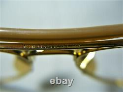 Ray Ban B&L frames Aviator Outdoorsman 58mm gold plated men's women's vintage