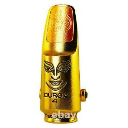 Theo Wanne Durga 4 Soprano Mouthpiece Metal 24k Gold Plated (any facing)