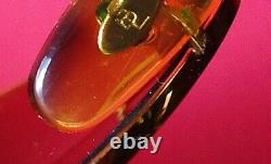 Vintage 1988 Ray-Ban B&L Gold Plated Outdoorsman Chromax Driving Series Aviator
