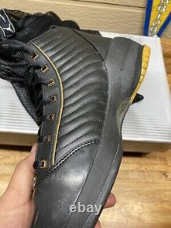 Air Jordan XIX Se, Retro 19, Chaussures De Basket-ball Noir/or Homme 10,5
