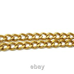 Chanel Chaîne Ceinture Gold Plated Women