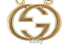 Gucci Plaqué Or Mousqueton Porte-clés F01027