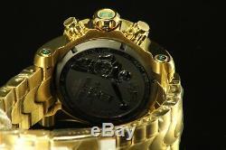Invicta Jt Hall Of Fame Venom Suisse Plaqué Or Montre 3 Fente Jt Collector Box