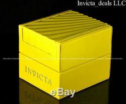 Invicta Pro Diver Automatique Nh35a Hommes Cadran En Or Plaqué Or 18k Ss 200m Montre
