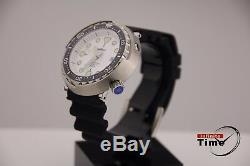 Japon Thon Peut Pro Divers Montre-bracelet Automatique Hommes Sbbn015 Sharkey Military