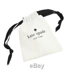 Kate Spade Boucles D'oreilles Classiques Cream Pearl Boucles D'oreilles Plaqué Or Sur Métal