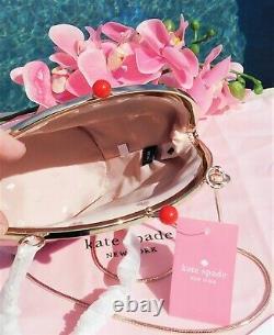 Kate Spade New York Take The Cake Posie Crossbody Bag Pink Multi Nouveau 249 $