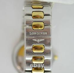 Longines Conquest Automatic Gold Plated - Steel Mens Watch