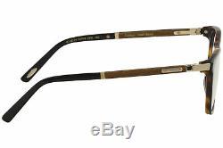 Lunettes Vch217 H chopard / 217 U64l Blk / Hava / 23k Plaqué Or Cadre Optique 54mm