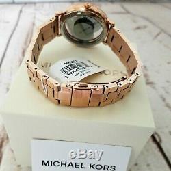 Michael Kors - Montre Jaryn Rose Doré Pour Femme - Mk3622 - 100% Authentique
