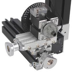Mini Machine De Forage En Métal En Aluminium 36w Divisant La Plaque D'indexation Cadeau En Bois De Diy