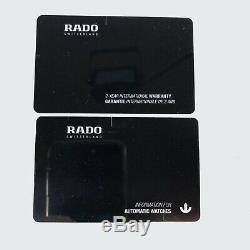 Montre R12416393 De Rado Originale Plaqué Or Suisse Automatique Femmes