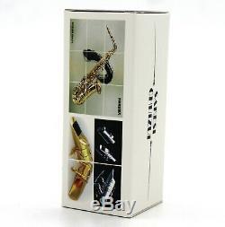 Musique Orientale Nouveau Métal Plaqué Or Taille Du Bec Saxophone Soprano 6-7 Jazz