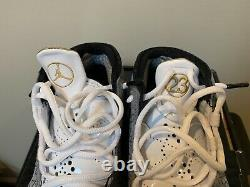 Nike Air Jordan Xx3 XXIII 23 White Stealth Grey Black Gold 318376-102 Ds 10