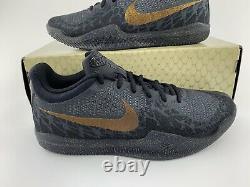 Nike Kobe Bryant Mamba Rage Gold Stars Taille 8 Chaussures De Basket-ball 908972 099