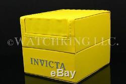 Nouveau Invicta Pro Scuba Diver 3.0 Or Chrono 18k Cadran Bleu S. S Montre