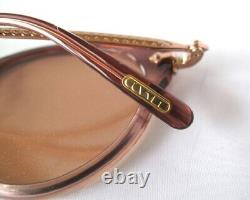 Nouvelles Peuples Olivières Ov5184 1648 Sanglasses D'or 18k Italie 3900,00 $