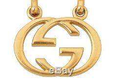 Porte-clés Mousqueton Plaqué Or Gucci F01026