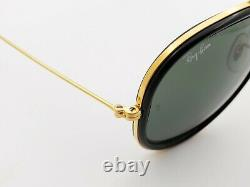 Vintage B&l Ray Ban Bausch & Lomb G15 Gray 62mm Traditional G W0744 Withcase