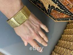 Vintage Retro 1970s Sekonda Montres Pour Homme Liquid Gold Plaqué Mécanique